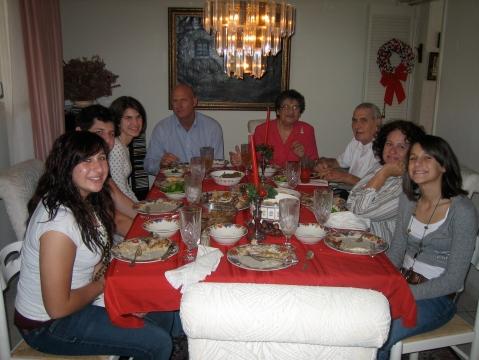Christmas Dinner - 2005